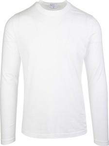Koszulka z długim rękawem Fedeli z długim rękawem z bawełny