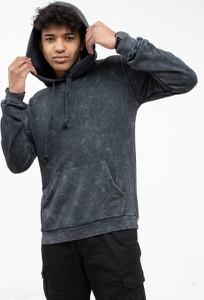 Bluza Jigga Wear z dzianiny w młodzieżowym stylu