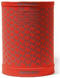 Czerwony szalik Naroo