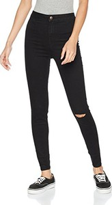 Czarne jeansy amazon.de w stylu casual