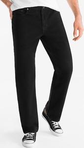Czarne jeansy The Denim