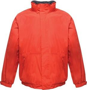 Czerwona kurtka Regatta w stylu casual