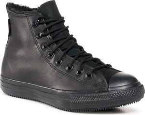 Trampki CONVERSE - Ctas Winter Hi GORE-TEX 165935C Black/Black/Black