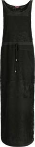 Czarna sukienka Liu-Jo maxi