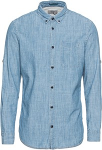 Niebieska koszula Jack & Jones w stylu casual