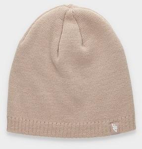 Brązowa czapka 4F