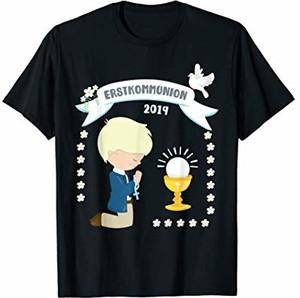 T-shirt Erstkommunion Patenkind Geschenke Zur Erinnerung z krótkim rękawem