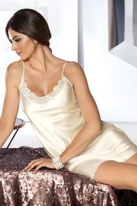 Koszulka Model Sylvia Ecru - Donna