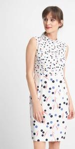 Sukienka QUIOSQUE w stylu casual bez rękawów