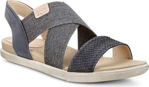 Sandały Ecco w stylu casual