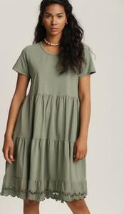 Sukienka Renee z krótkim rękawem oversize