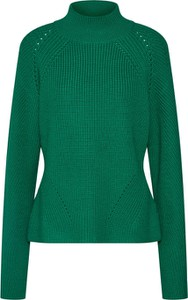 Zielony sweter Tiger Of Sweden w stylu casual