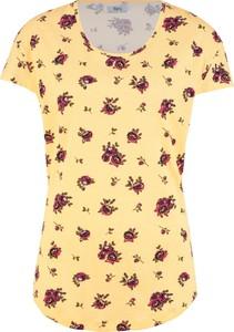 T-shirt bonprix bpc bonprix collection z bawełny z krótkim rękawem