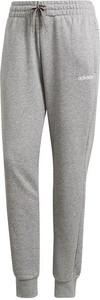 Spodnie sportowe Adidas z bawełny w młodzieżowym stylu