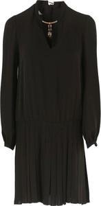 Czarna sukienka Valentino mini