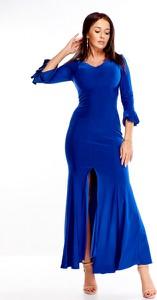 Sukienka Lili Line z dekoltem w kształcie litery v