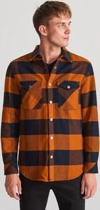 Brązowa koszula Reserved