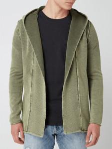 Sweter Review w młodzieżowym stylu z bawełny
