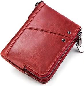 14d1f61a014e9 portfel damski skórzany mały - stylowo i modnie z Allani