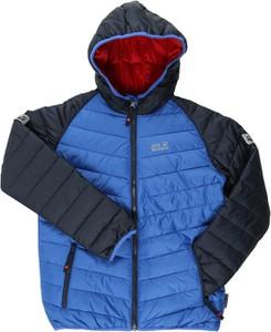 Niebieska kurtka dziecięca Jack Wolfskin