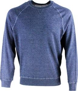 Sweter Brunello Cucinelli w stylu casual z okrągłym dekoltem