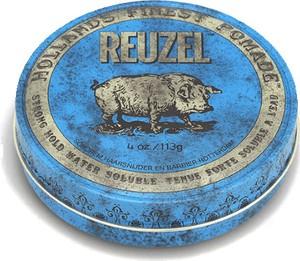 Reuzel Blue Water Soluble niebieska wodna pomada 113g
