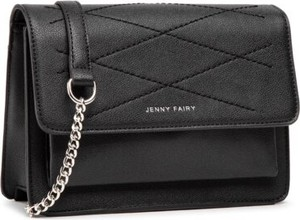 Czarna torebka Jenny Fairy matowa
