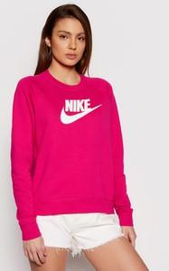 Bluza Nike w sportowym stylu z bawełny