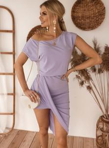 Sukienka SELFIEROOM asymetryczna mini