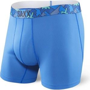 Niebieskie majtki Saxx