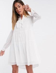 Sukienka Vero Moda koszulowa z długim rękawem
