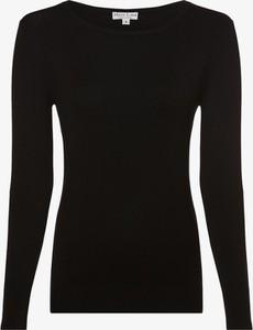 Czarny sweter Marie Lund w stylu casual