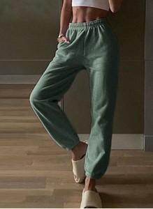 Zielone spodnie Cikelly
