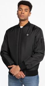 Czarna kurtka Unfair Athletics w stylu casual krótka