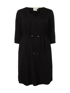 Czarna sukienka Junarose mini