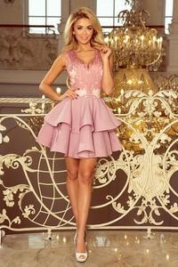 Sukienka Dressroad bez rękawów z dekoltem w kształcie litery v