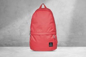 Czerwony plecak Reebok