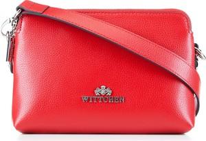 2c8185c165dca torebka czerwono granatowa - stylowo i modnie z Allani