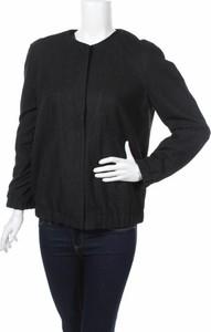 Czarna kurtka Jacqueline Riu w stylu casual krótka