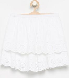 Spódniczka dziewczęca Reserved z bawełny