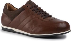 Gino Rossi Sneakersy MI08-C666-667-01 Brązowy