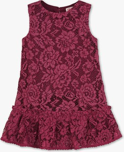Sukienka dziewczęca Smart & Pretty z tiulu