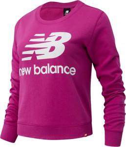 Bluza New Balance z tkaniny krótka