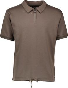 Koszulka polo khujo z bawełny z krótkim rękawem