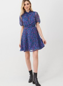 Sukienka V by Very z krótkim rękawem