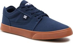 DC Shoes DC Tenisówki Tonik Tx 303111 Granatowy