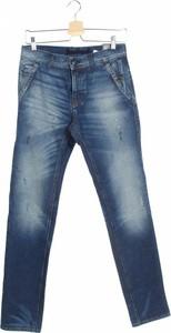 Niebieskie jeansy Sisley