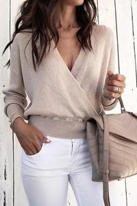 Sweter Ivet.pl w stylu casual