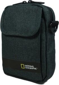Granatowa torba National Geographic