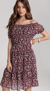 Sukienka Renee z odkrytymi ramionami mini